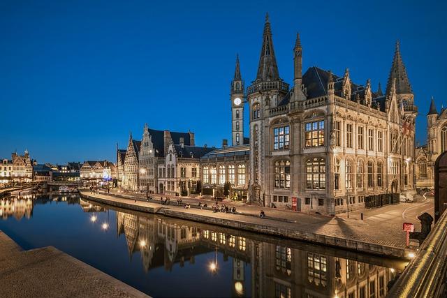 Vacanze in Belgio